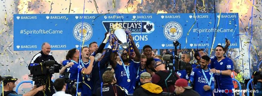 Leicester City - Champions!