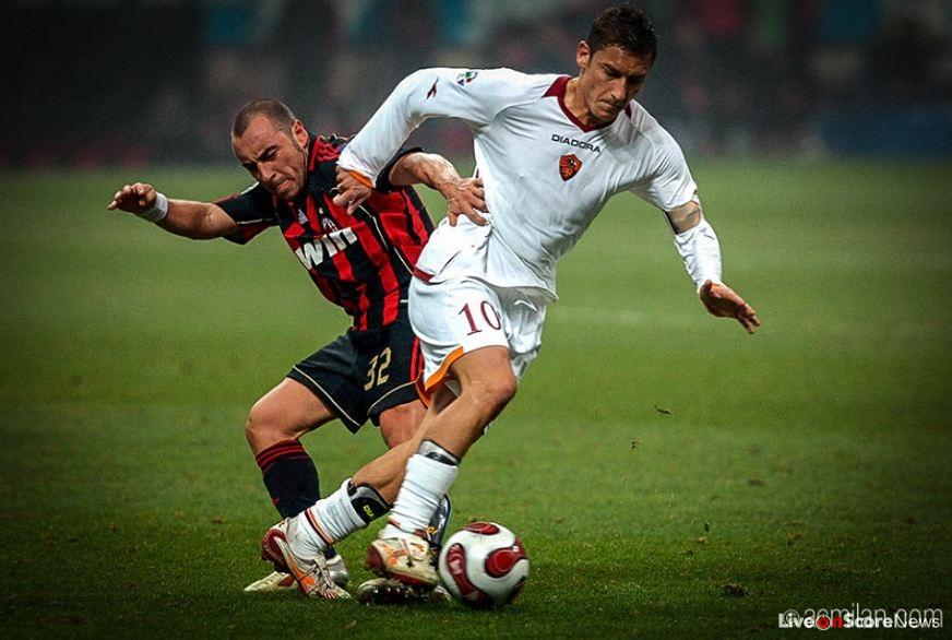 AC Milan vs Roma - Preview