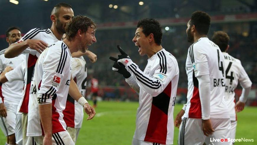 Bayer Leverkusen vs Ingolstadt - Preview
