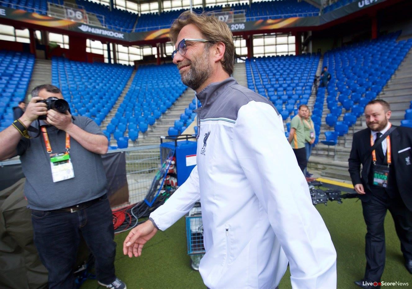 UEFA Europa League final team news