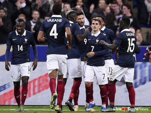 France 3 - 2 Cameroon Highlight Video
