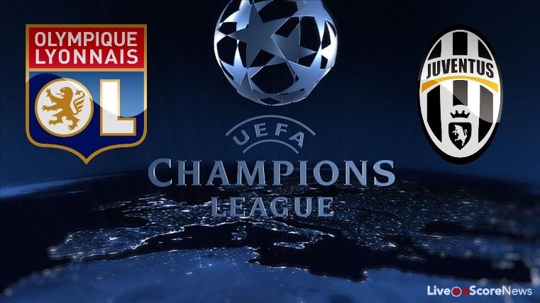 Olympique Lyon vs Juventus