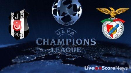 Benfica Vs Besiktas