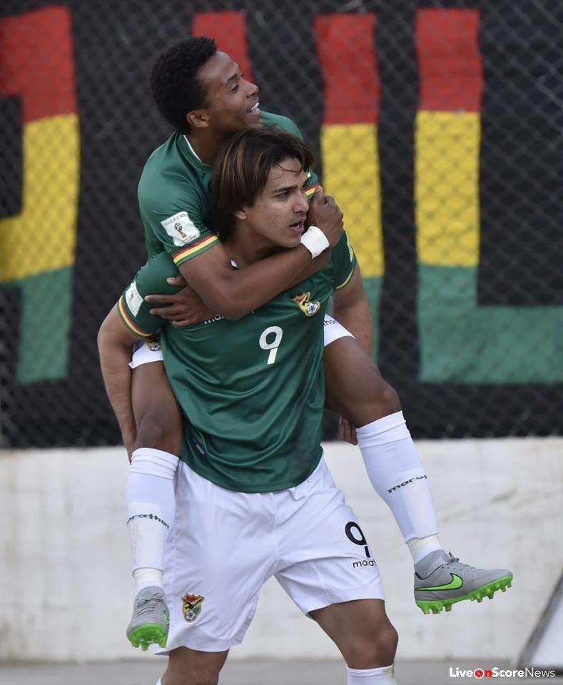 Bolivia 1 - 0 Paraguay Highlight Video