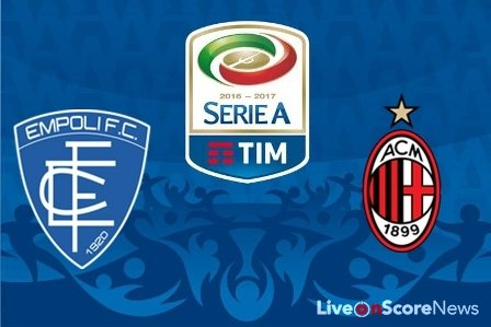 Empoli vs ac milan betting previews sport bets today