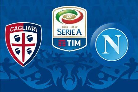 Image result for cagliari vs napoli