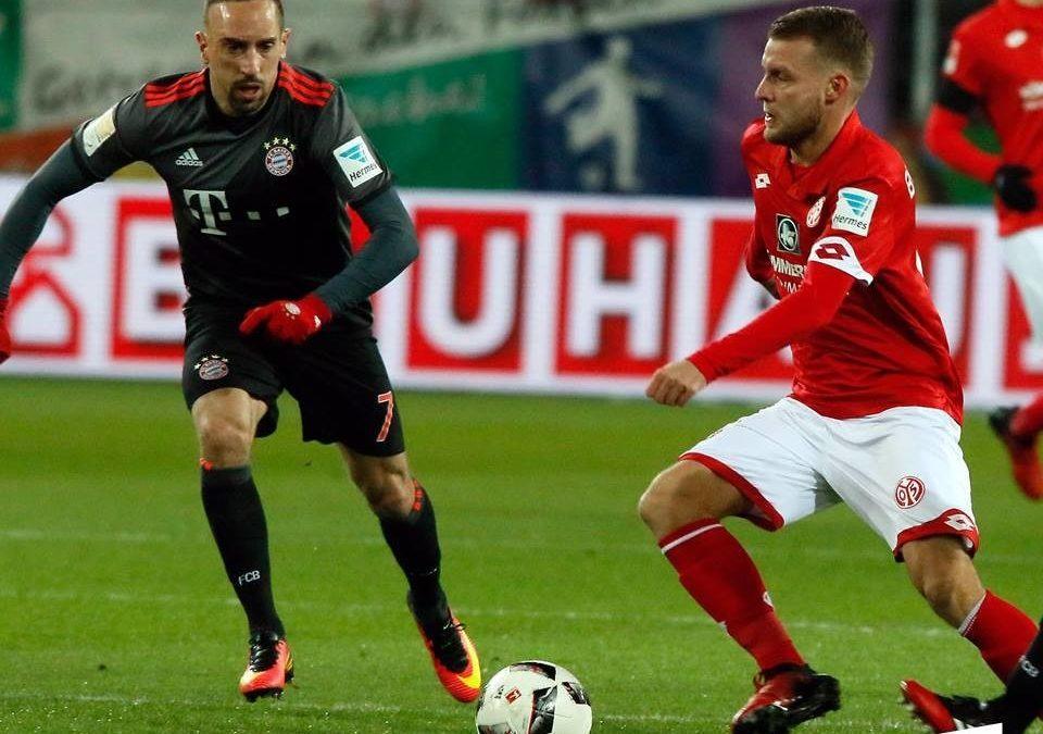 Mainz 05 1 – 3 Bayern Munich Highlight Video