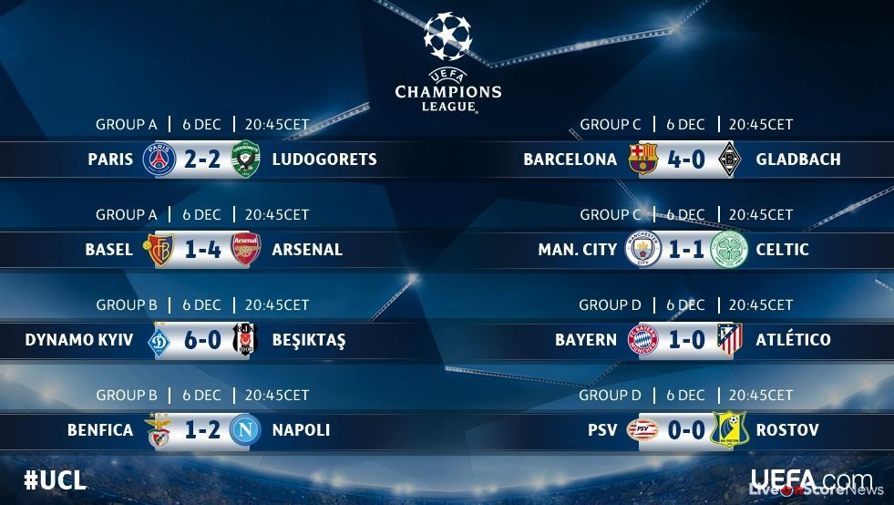 uefa europa league matches today