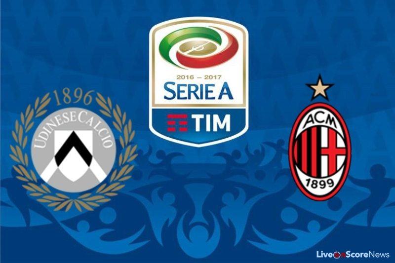 مشاهدة مباراة ميلان وأودينيزي بث مباشر بتاريخ 02-04-2019 الدوري الايطالي