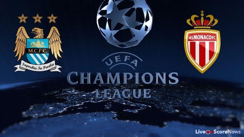 Barcelona Vs Manchester City Logo: Manchester City Vs Monaco Preview And Prediction UCL 2017