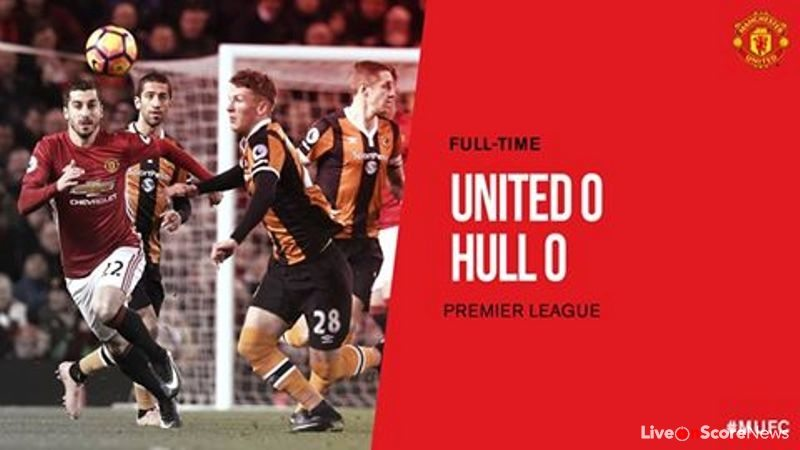 Manchester United 0 – 0 Hull City Highlight Video