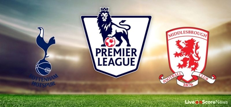 Tottenham Hotspur vs Middlesbrough Preview and Prediction Premier League 2017