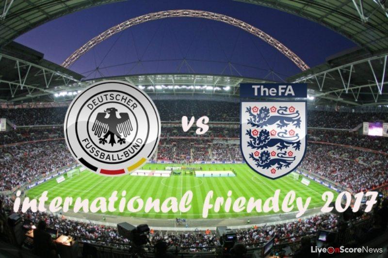germany vs england 2019