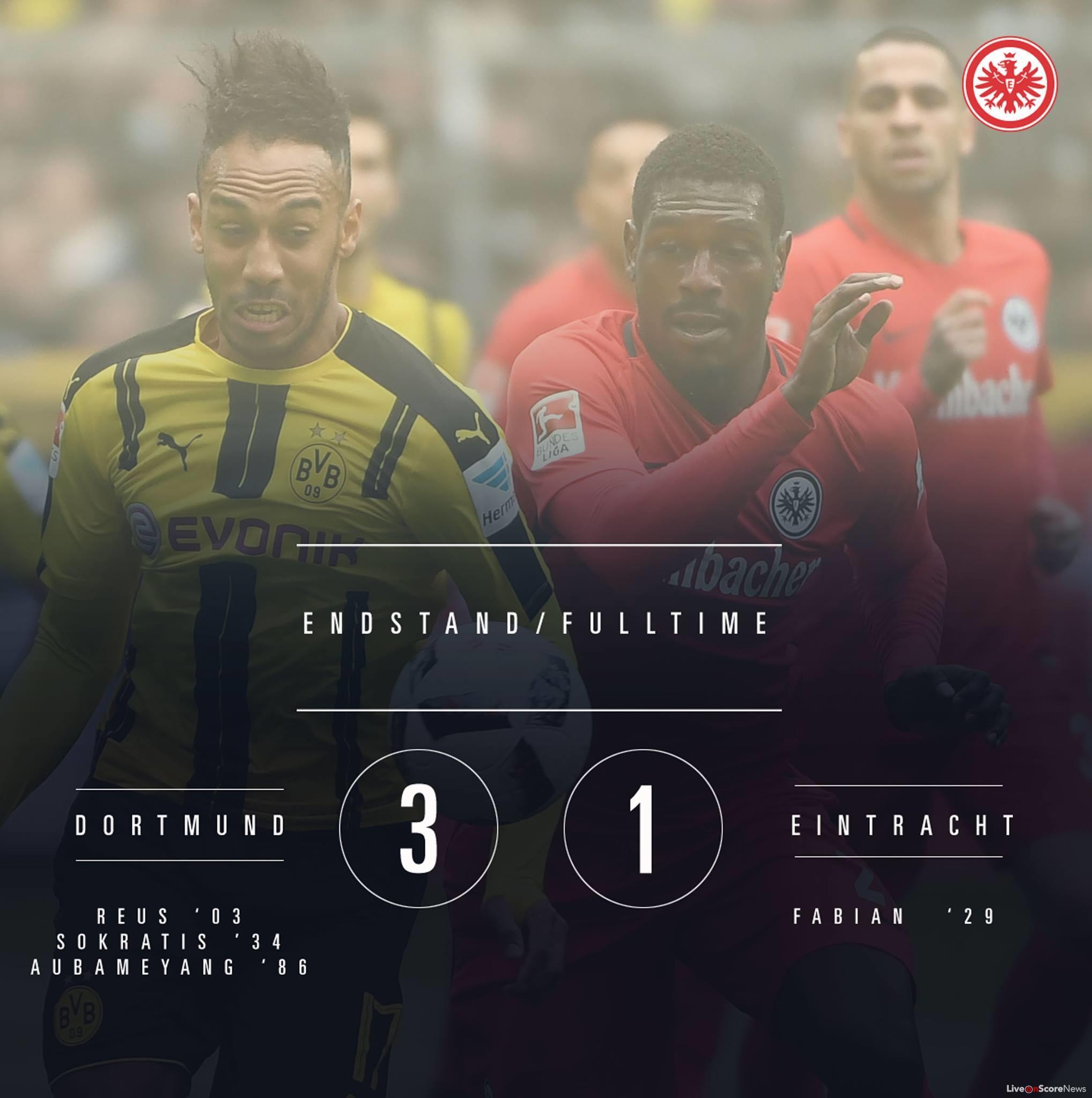 1 Eintracht Frankfurt Highlight