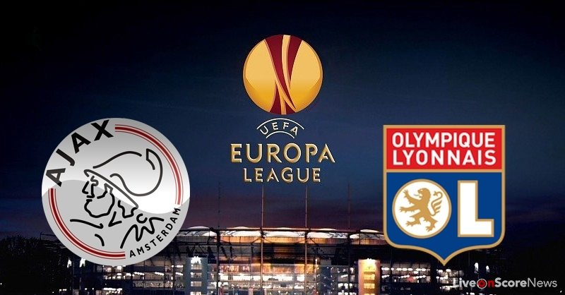 ajax vs lyon preview and prediction live stream uel 2017. Black Bedroom Furniture Sets. Home Design Ideas