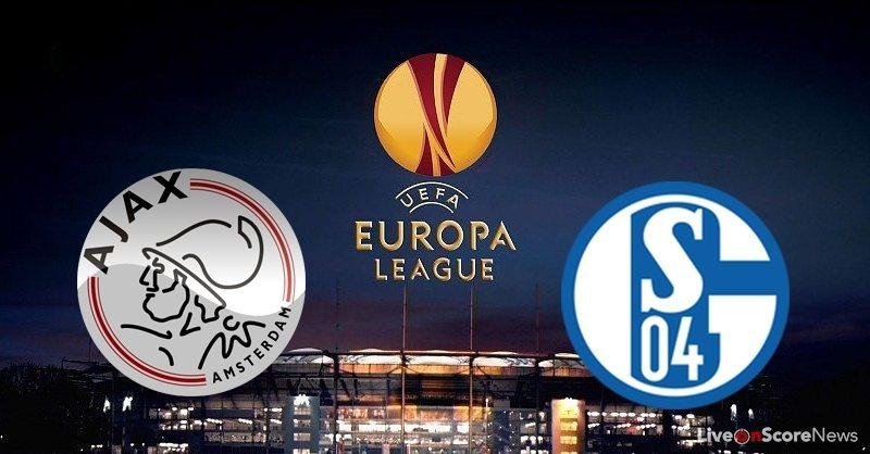 Ajax Vs Schalke 04 Preview And Prediction Live Stream Uel 2017