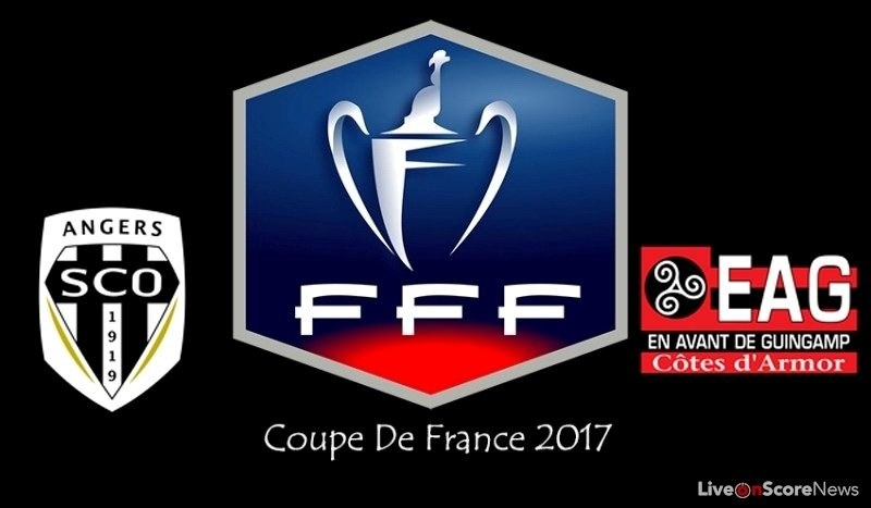 angers vs guingamp preview and prediction live stream coupe de france 2017. Black Bedroom Furniture Sets. Home Design Ideas