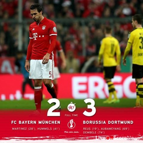 dortmund bayern highlights