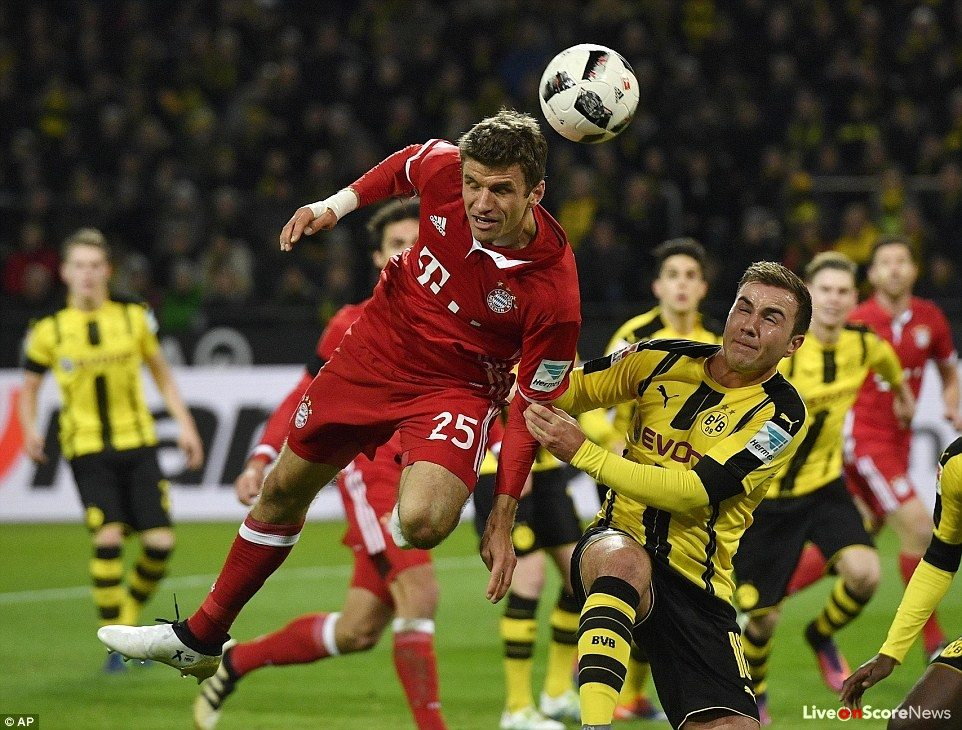 dortmund vs bayern preview