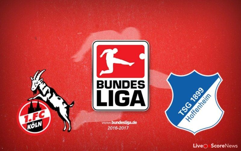 FC Cologne vs Hoffenheim Preview and Prediction Live stream Bundesliga 2017