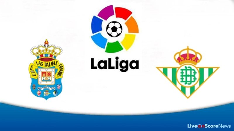 Las Palmas vs Betis Preview and Prediction Live Stream LaLiga Santander 2017
