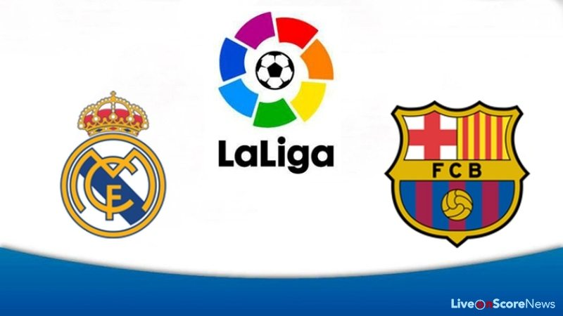 Real Madrid vs Barcelona Preview and Prediction Live Stream LaLiga Santander 2017