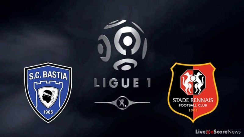 SC Bastia vs Rennes Preview and Prediction Live Stream France Ligue 1 2017
