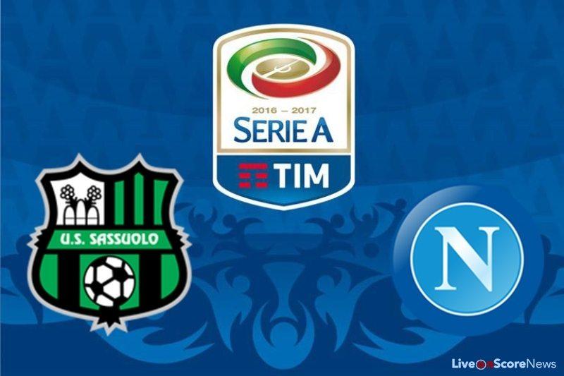 Sassuolo Vs SSC Napoli Preview And Prediction Live Stream