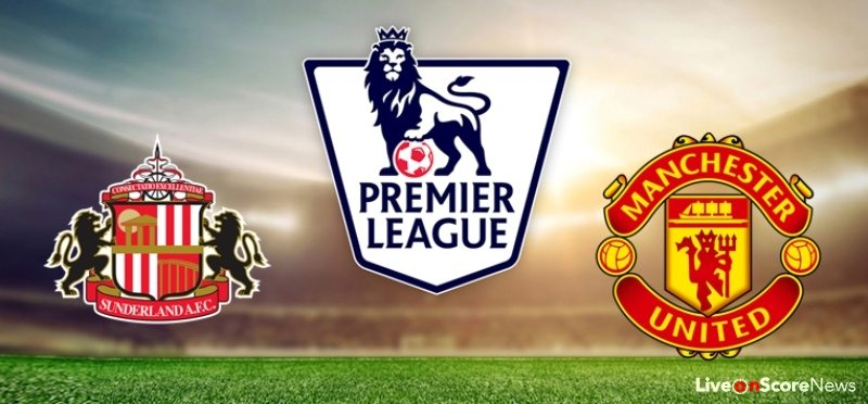 sunderland vs manchester united preview and prediction live stream premier league 2017. Black Bedroom Furniture Sets. Home Design Ideas