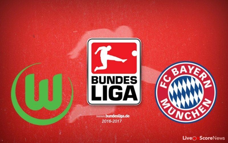 Wolfsburg vs Bayern Munich Preview and Prediction Live stream Bundesliga 2017