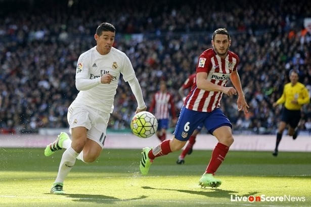 MADRID 06.05.17 LL Atl. Madrid Eibar 1 : 0 02.05.17 CL Real Madrid Atl.  Madrid 3 : 0 29.04.17 LL Las Palmas Atl. Madrid 0 : 5