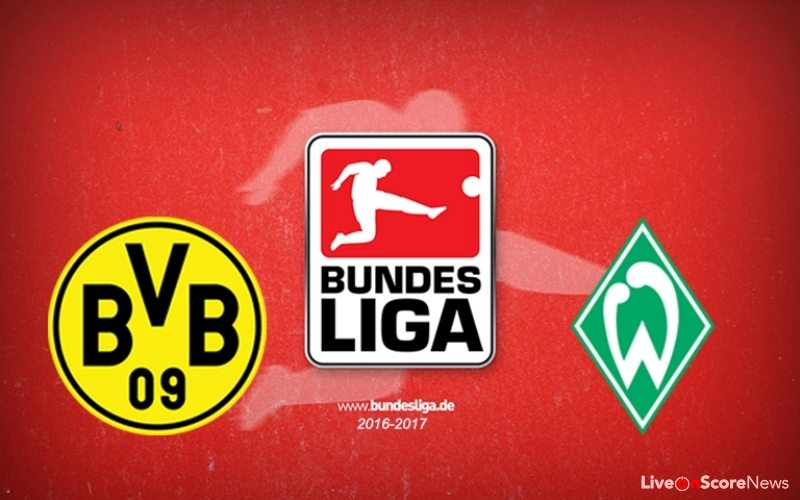 Borussia Dortmund vs Werder Bremen Preview and Prediction Live stream Bundesliga 2017