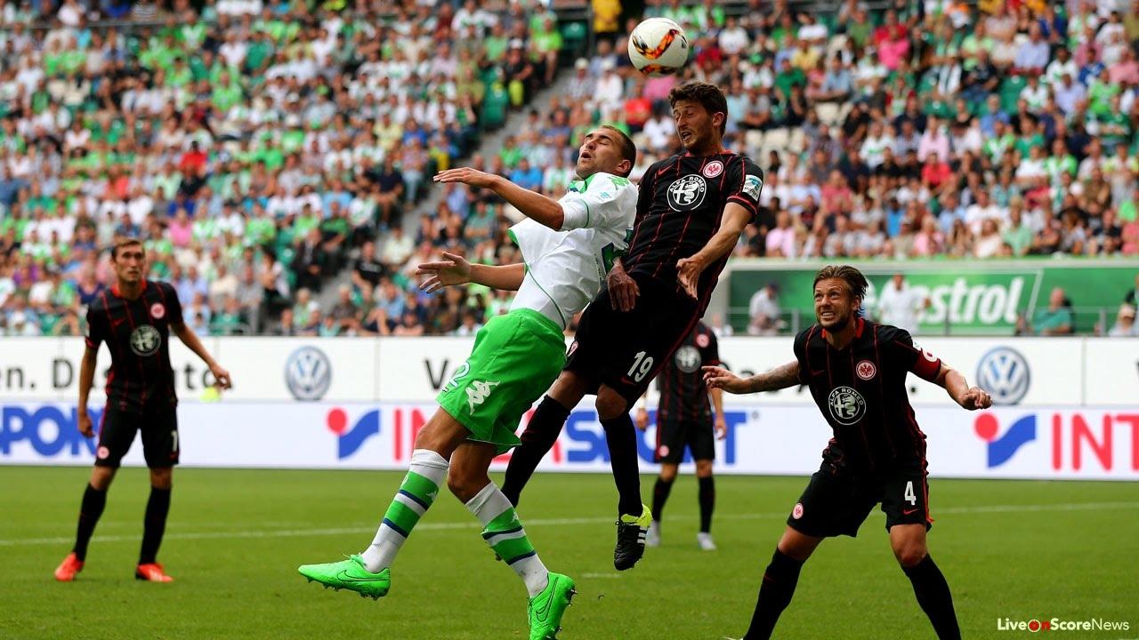 Eintracht Frankfurt Wolfsburg
