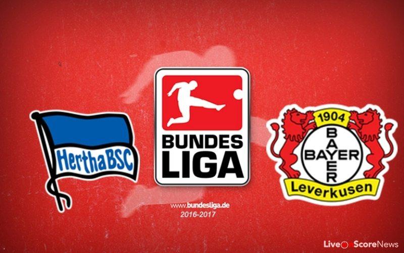 Hertha Berlin vs Bayer Leverkusen Preview and Prediction Live stream Bundesliga 2017