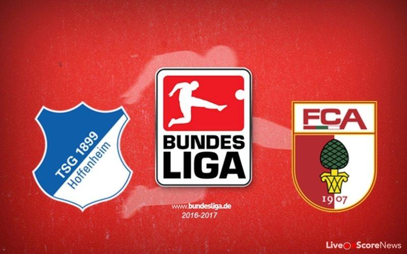 Hoffenheim vs Augsburg Preview and Prediction Live stream Bundesliga 2017