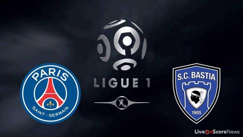 Paris Saint Germain vs SC Bastia Preview and Prediction Live Stream France Ligue 1 2017
