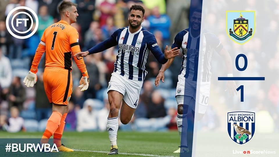 Burnley 0-1 West Bromwich Albion Highlight Video Premier League 2017-2018