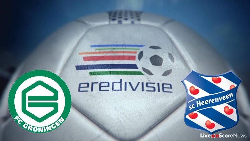 FC Groningen vs SC Heerenveen Preview and Prediction Live Stream Netherlands – Eredivisie 2017-2018