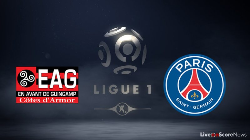 Guingamp vs Paris Saint Germain Preview and Prediction Live Stream France Ligue 1  2017-2018