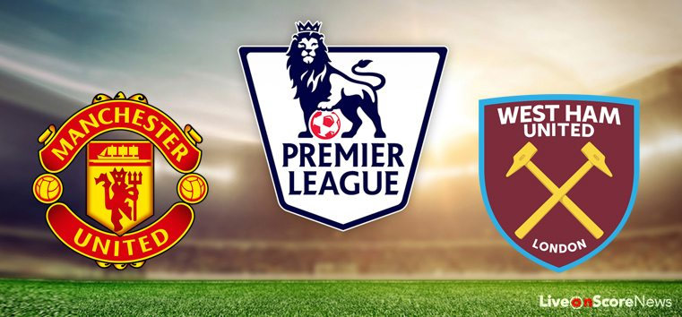 Manchester United vs  West Ham United Preview and Prediction Live stream Premier League 2017-2018