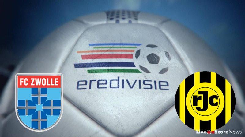 Zwolle Vs Roda Jc Kerkrade Preview And Prediction Live Stream Netherlands Eredivisie 2017 2018 Liveonscore Com