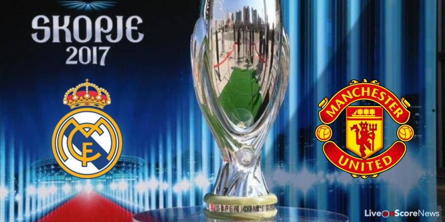 real madrid vs manchester united 2019