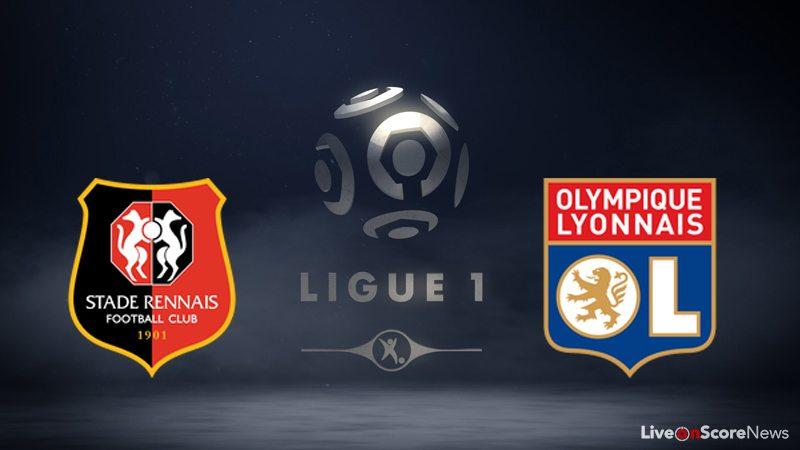 Rennes Vs Lyon Preview And Prediction Live Stream France Ligue 1 2017 2018 Liveonscore Com
