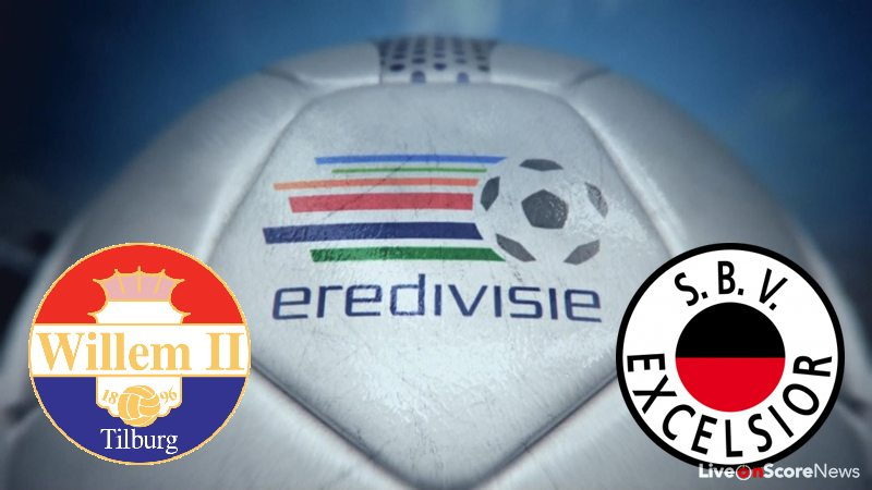 Willem II vs Excelsior Preview and Prediction Live Stream Netherlands – Eredivisie 2017-2018