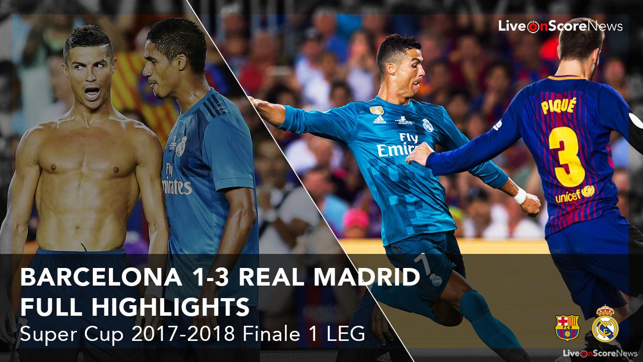 Spanish Super Cup 2017-2018 16