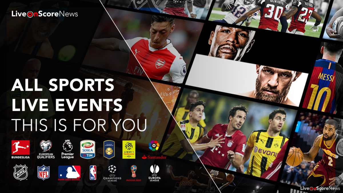 All Sports Live Events | This is for You | Sport Promo Video / Livestream