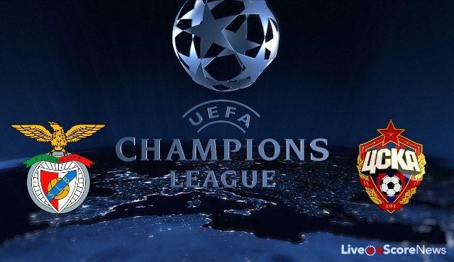 Benfica vs cska live stream