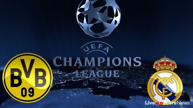 Borussia Dortmund Vs Real Madrid Preview And Prediction Live Stream