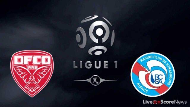 Dijon Vs Strasbourg Preview And Prediction Live Stream France Ligue 1 2017 2018 Liveonscore Com