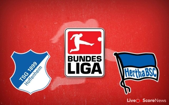 Hoffenheim vs herta berlino stream live match bundeslinga